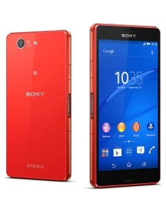Sony Xperia Z3 mini M55W